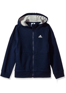 adidas Big Boys' Athletics Jacket  S