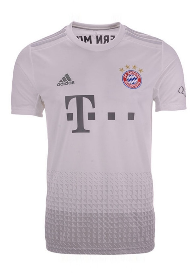 adidas Big Boys Bayern Munich Club Team Away Stadium Jersey