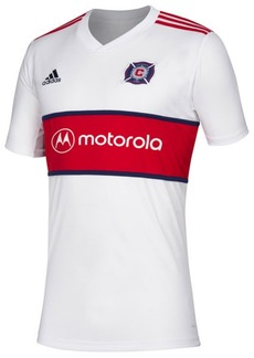 adidas Big Boys Chicago Fire Secondary Replica Jersey