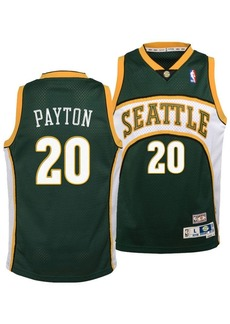 adidas Big Boys Gary Payton Seattle SuperSonics Retired Player Swingman Jersey