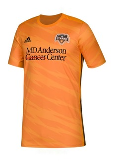 adidas Big Boys Houston Dynamo Primary Replica Jersey