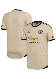 adidas Big Boys Manchester United Club Team Away Stadium Jersey
