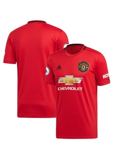 adidas Big Boys Manchester United Club Team Home Stadium Jersey