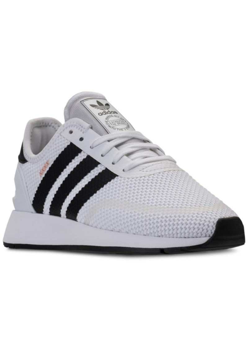 adidas adidas big boys' n 5923 lässige sneakers von der ziellinie
