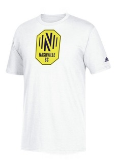 adidas Big Boys Nashville Sc Locker Stacked T-Shirt