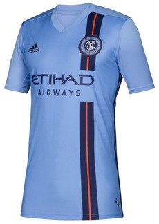 adidas Big Boys New York City Fc Primary Replica Jersey