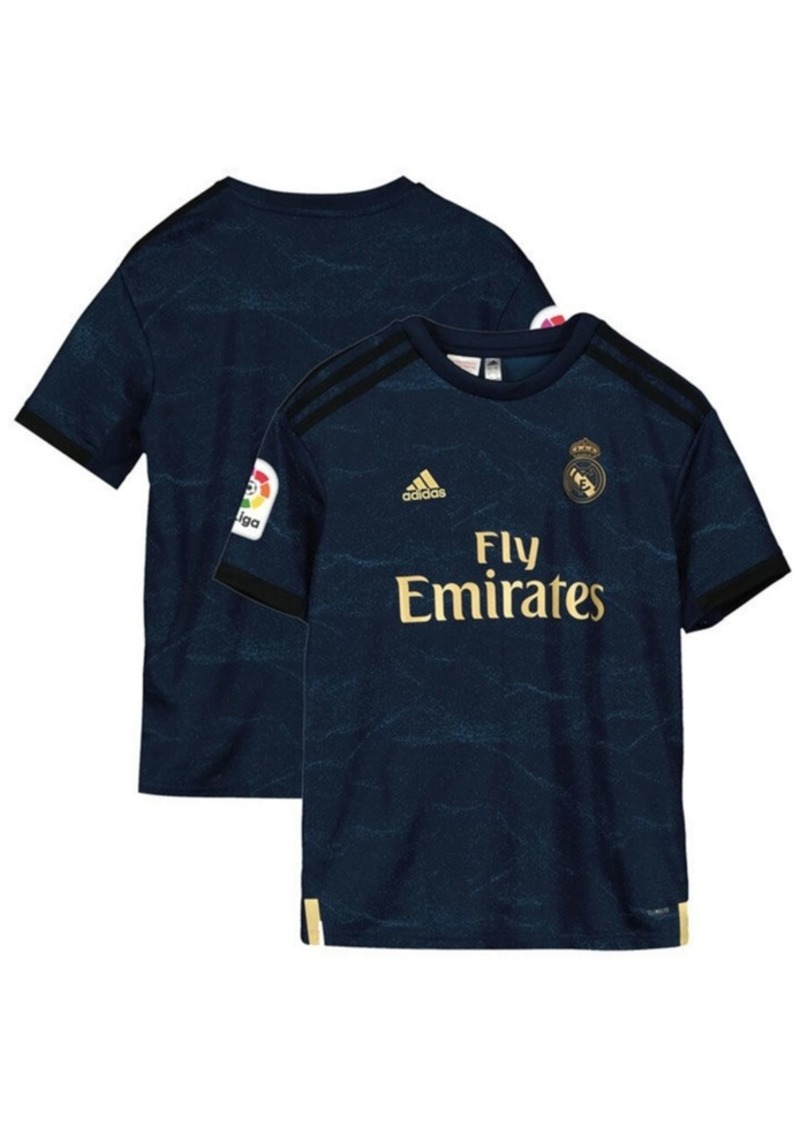 adidas Big Boys Real Madrid Club Team Away Stadium Jersey