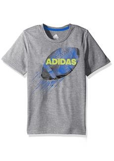 adidas Big Boys' Short Sleeve Graphic Tee Shirts