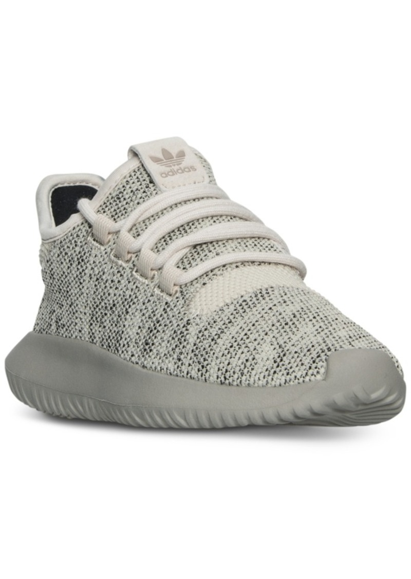 d7017d438af1 SALE! Adidas adidas Big Boys  Tubular Shadow Casual Sneakers from ...
