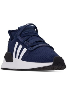 adidas Big Boys' U Path Run Casual Sneakers from Finish Line