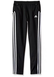 adidas Big Girls' Warm up Tricot Pant  M