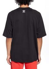 adidas Originals Big Trefoil Crewneck T-Shirt