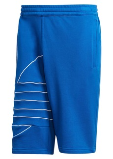 adidas Big Trefoil Men's French Terry Shorts