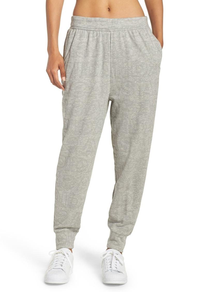 Adidas Adidas Boyfriend Lounge Pants Casual Pants