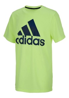 Adidas Boy's Adidas Logo Graphic T-Shirt