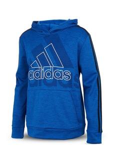 Adidas Boys' Bos Fleece Hoodie - Big Kid