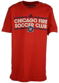 adidas Chicago Fire Dassler T-Shirt, Big Boys