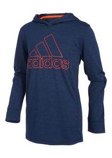 Adidas Boy's Climalite Coast to Coast Hoodie