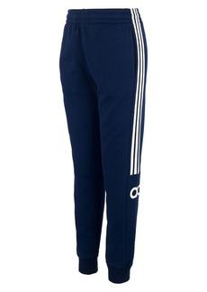Adidas Boy's Core Linear Fleece Joggers