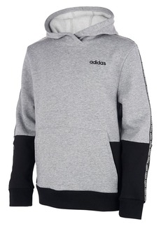 Adidas Boy's Core Tape Logo Hoodie