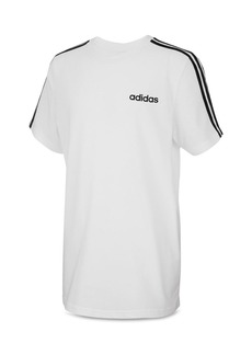 Adidas Boys' Core Three-Stripe Tee - Little Kid