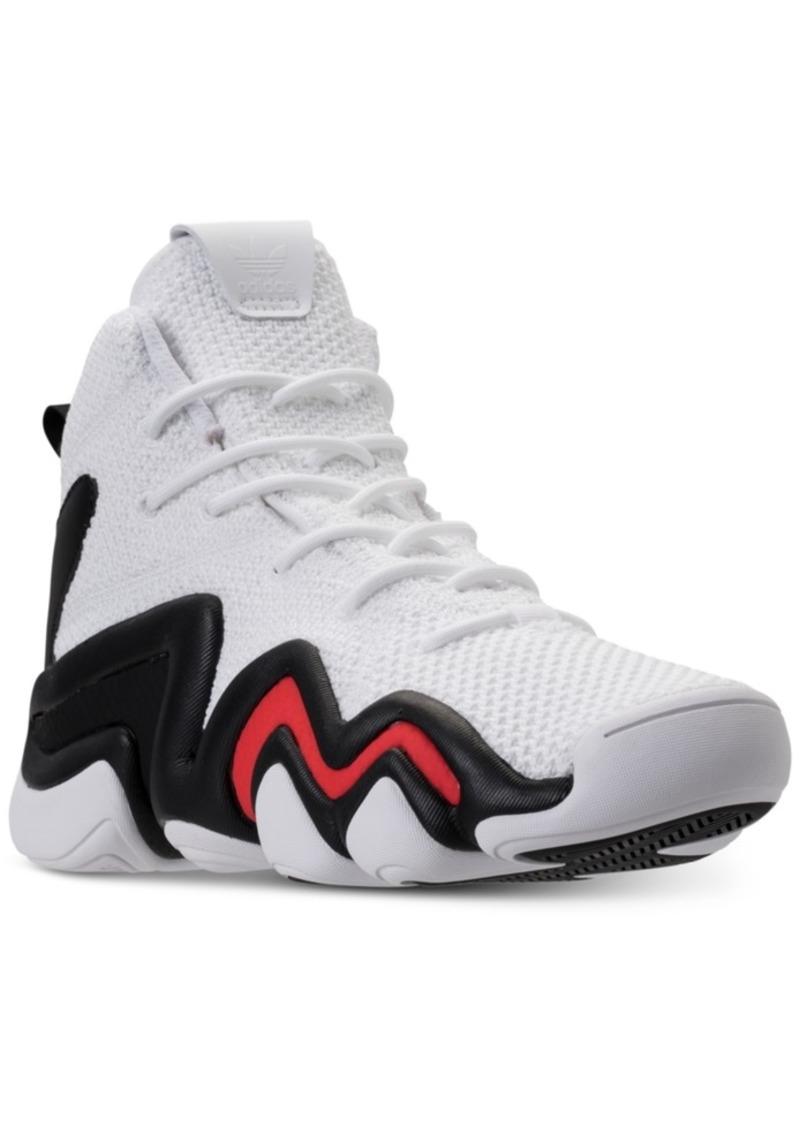 ffc0444c82e Adidas adidas Boys  Crazy 8 Adv Basketball Sneakers from Finish Line ...