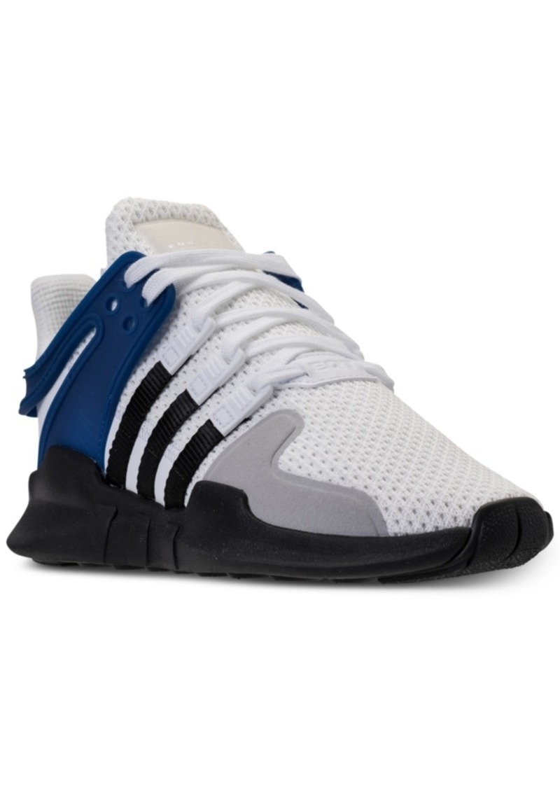 check out b70c3 0356d Big Boys' Eqt Support Adv Casual Athletic Sneakers from Finish Line