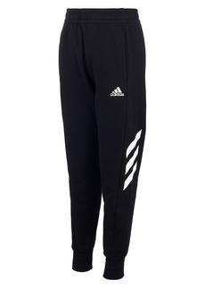 Adidas Boy's Fleece Sport Joggers