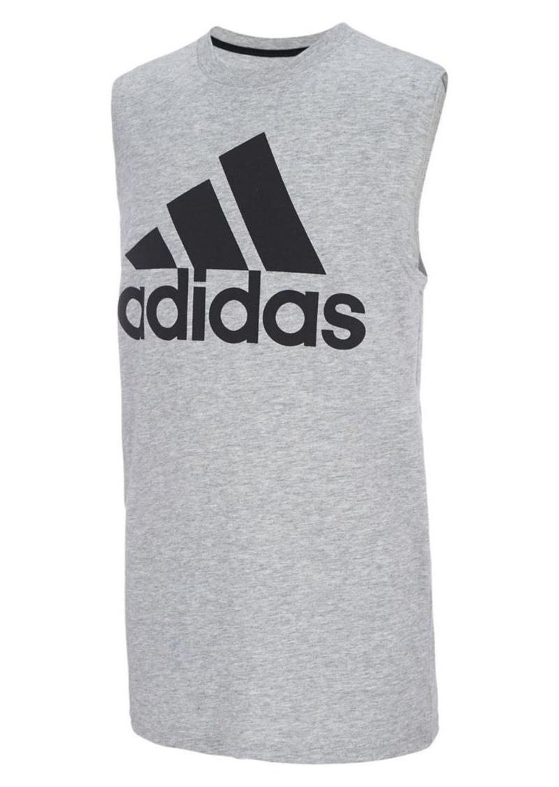 Adidas Little Boy's & Boy's Jersey Tank Top