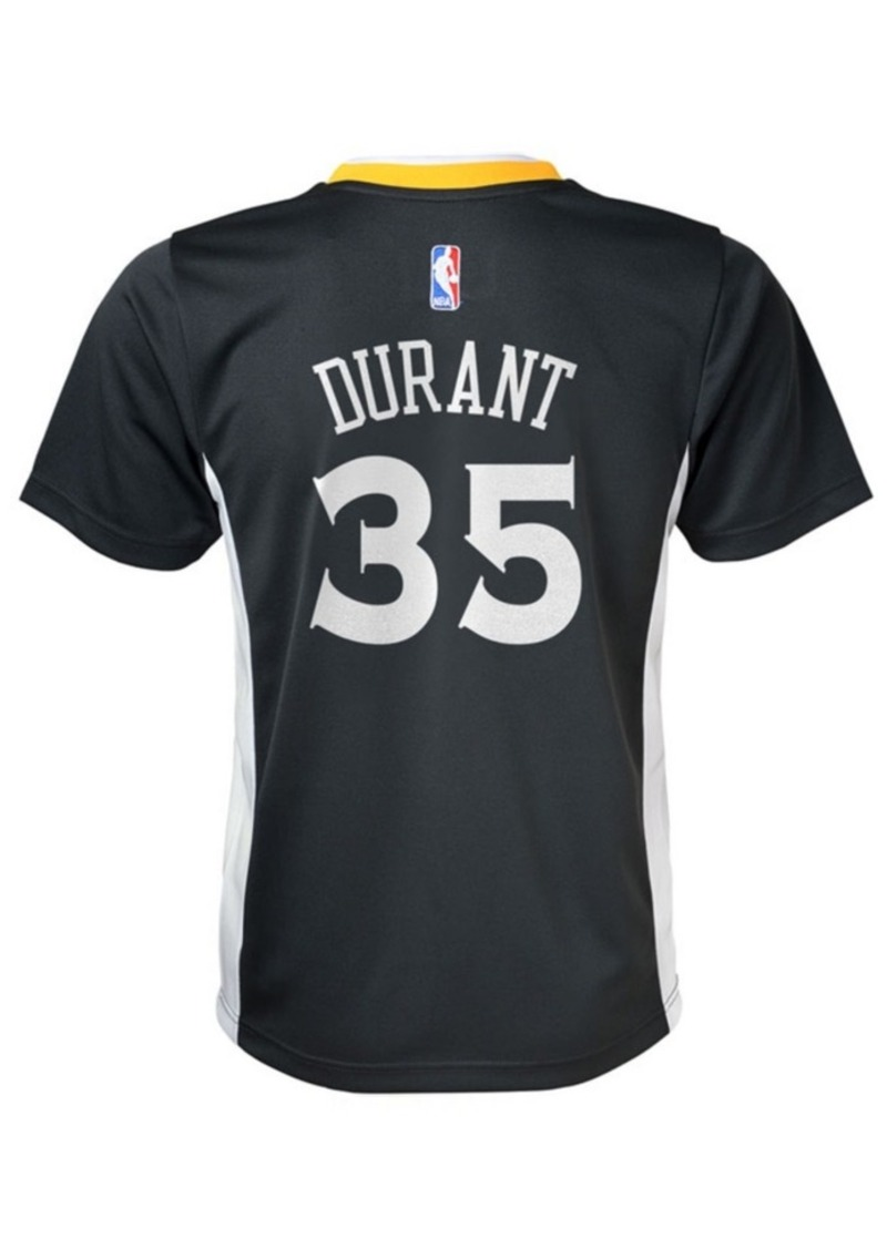 new products db1a5 9e23d Boys' Kevin Durant Golden State Warriors Revolution 30 Jersey