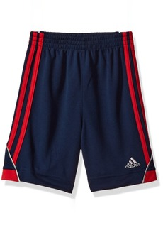 adidas Boys' Little Active Stripe Short