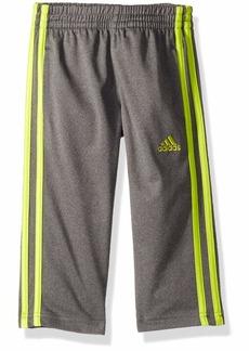 adidas Boys' Little Tricot Pant Dark Grey