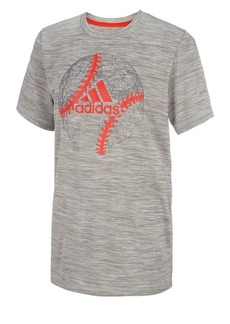 Adidas Boy's Mash Up Ball Tee