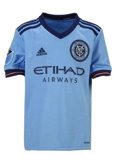 adidas New York City Fc Primary Replica Jersey, Big Boys (8-20)