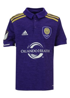 adidas Orlando City Sc Primary Replica Jersey, Big Boys (8-20)