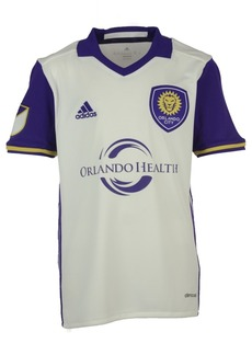 adidas Orlando City Sc Secondary Replica Jersey, Big Boys (8-20)