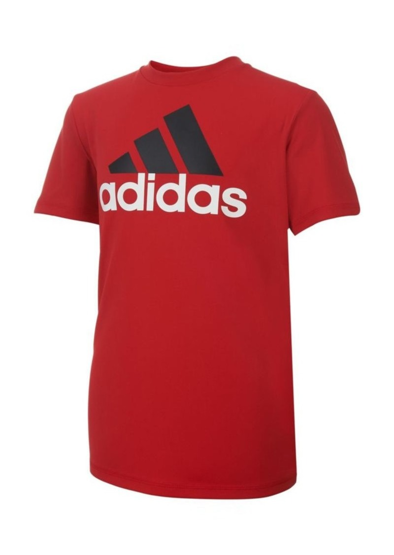 Adidas Boy's Performance Athletic Tee