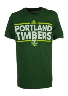 adidas Portland Timbers Dassler T-Shirt, Big Boys