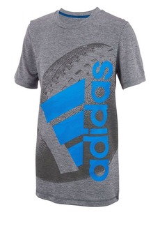 Adidas Boy's Short-Sleeve Sport Ball Tee