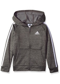 adidas Boys' Toddler Zip Up Hoodie