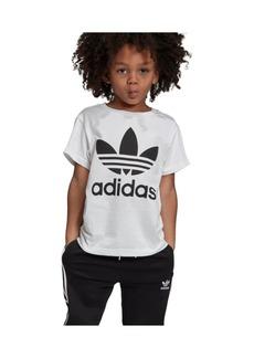 adidas Boys Trefoil Tee