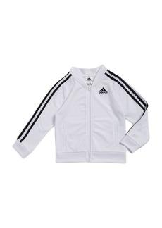 Adidas Boy's Tricot Track Jacket