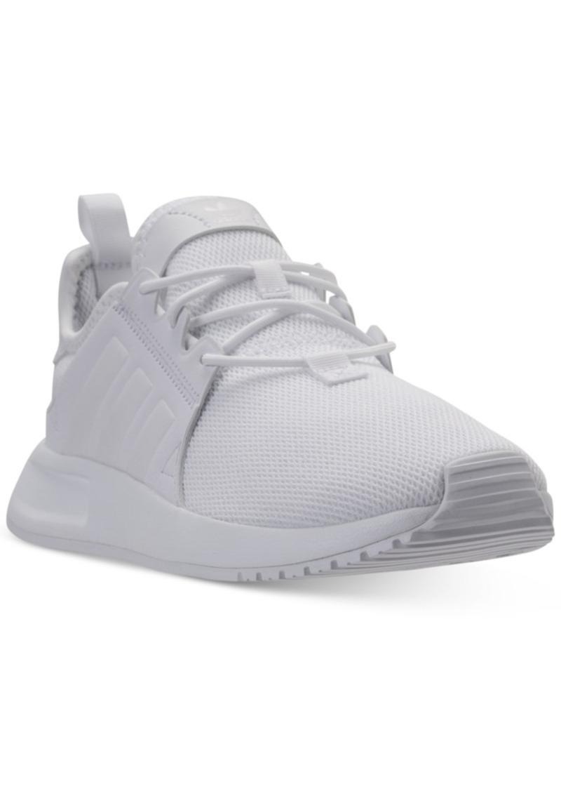 3e83e95b9ab47 Adidas adidas Big Boys  X PLR Casual Athletic Sneakers from Finish ...