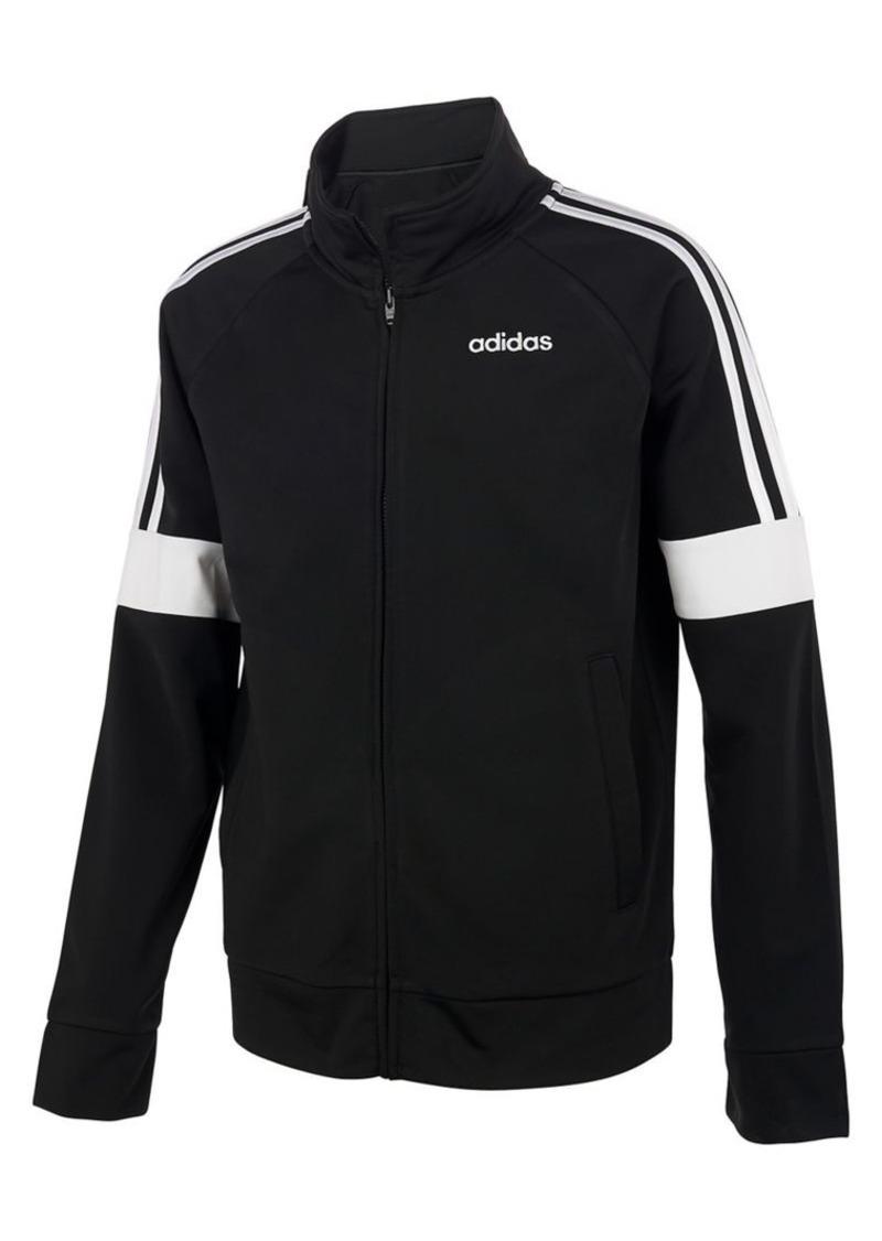 Adidas Boy's Zip-Front Event Jacket