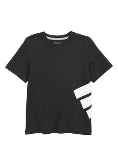 adidas Branded T-Shirt (Toddler Boys & Little Boys)