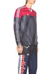 adidas by Alexander Wang Photocopy Long Sleeve Top