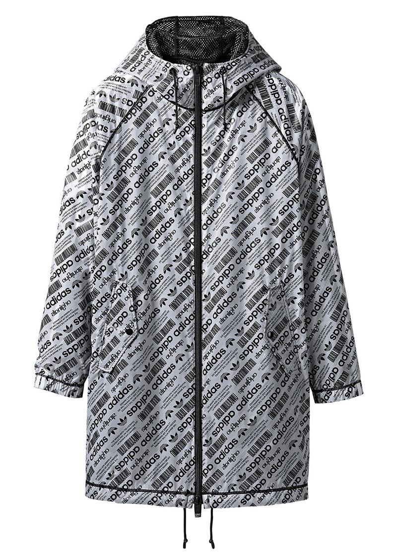 ostaa verkosta 100% aito laaja valikoima Adidas adidas by Alexander Wang Reversible Parka Jacket | Outerwear