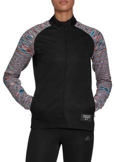 adidas by Missoni Space-Dye-Sleeve Track Jacket