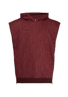 Adidas by Pogba Hooded sleeveless sweatshirt