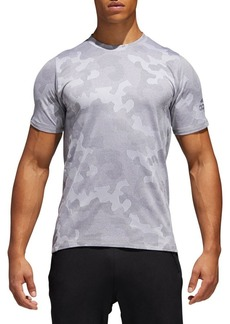 Adidas Camo Hype Performance Training Tee